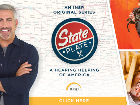 INSP Network Announces Taylor Hicks As Host of New Original Series, 'State Plate'