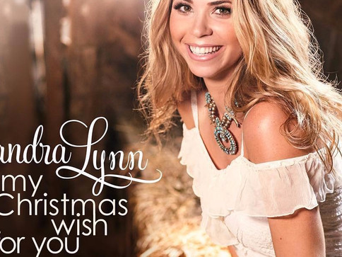 Sandra Lynn Announces First Christmas Single Written by Richard Marx & Linda Thompson