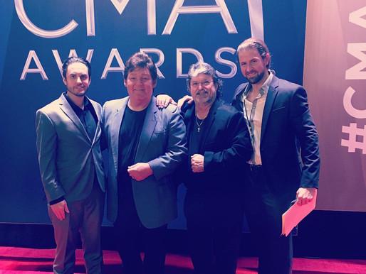 Shenandoah attend the 51st CMA Awards