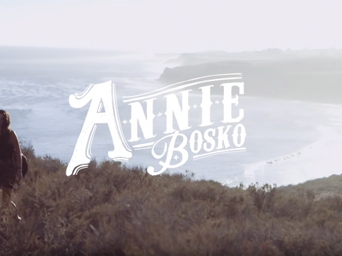 "Annie Bosko Premieres ""Crooked Halo"" Video Exclusively to SiriusXM The Highway"