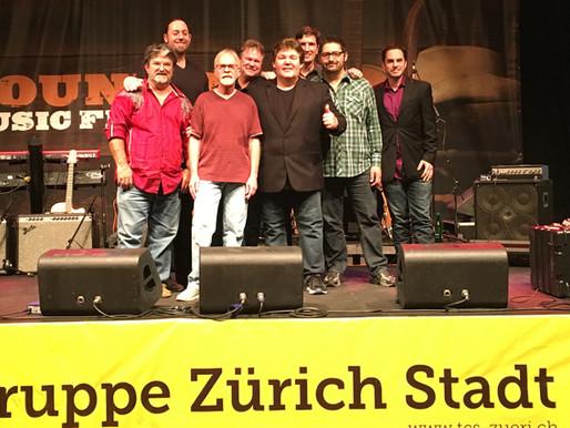 Shenandoah Performs First International Concert in Zurich, Switzerland