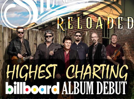 Reloaded is Shenandoah's Highest Billboard Debut of their Career