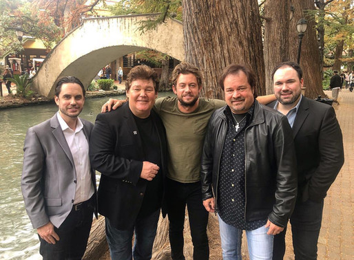 Old Dominion's Agent Joins Paradigm & Signs Shenandoah for Booking Representation