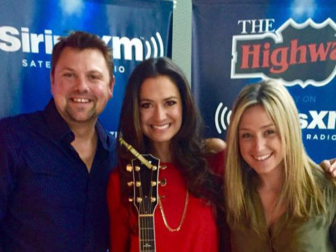 "Annie Bosko is a ""Highway Find"" on SiriusXM The Highway with new single, ""Crooked Halo"""