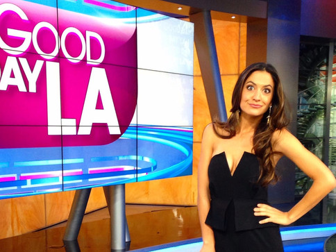 "Annie Bosko to Perform New Single ""Crooked Halo"" on Good Day LA"