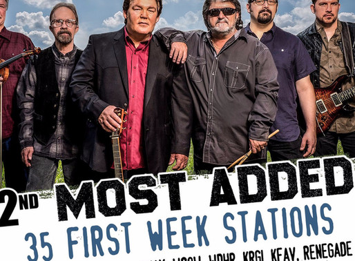"""Shenandoah's New Single """"That's Where I Grew Up"""" is 2nd Most Added with 35 First Week Radio Station!"""