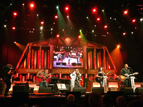 The Farm Returns to the Grand Ole Opry for an epic performance