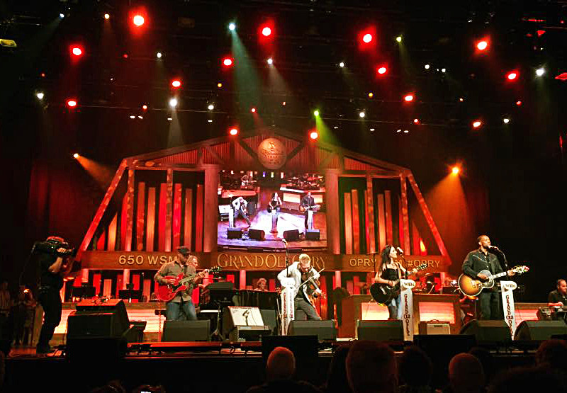 Johnstone Entertainment - The Farm Returns to the Grand Ole Opry