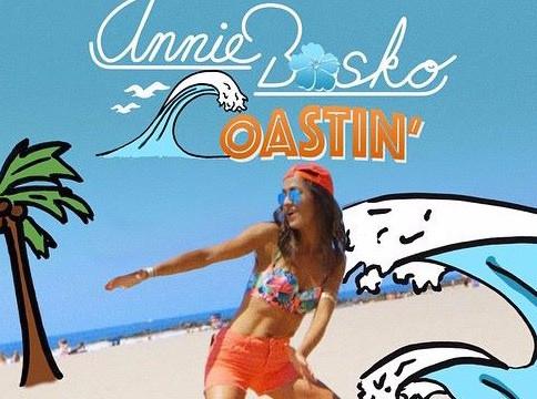 "Annie Bosko's ""Coastin"" Tops the CMT 12 Pack Countdown"
