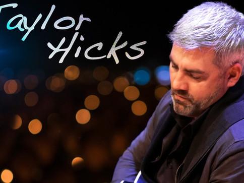 "Billboard Premieres New Taylor Hicks Single ""Six Strings and Diamond Rings"""