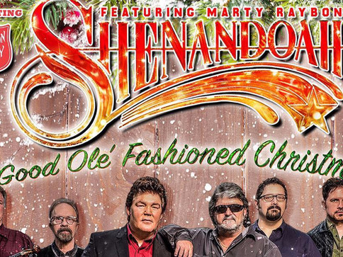 """Shenandoah announces """"Good Ole Fashioned Christmas"""" tour, supporting The Salvation Army"""