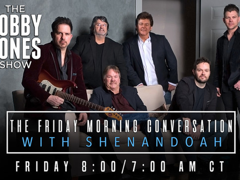 Shenandoah Premieres New Single on The Bobby Bones Show