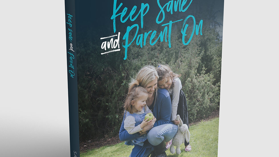 Keep Sane and Parent On - Buy Now (Free Postage)