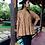 Thumbnail: Ambar Block printed Angrakha Top