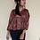 Thumbnail: Aashya Mashru Silk Fit and Flare top