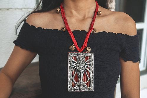 The Durga necklace