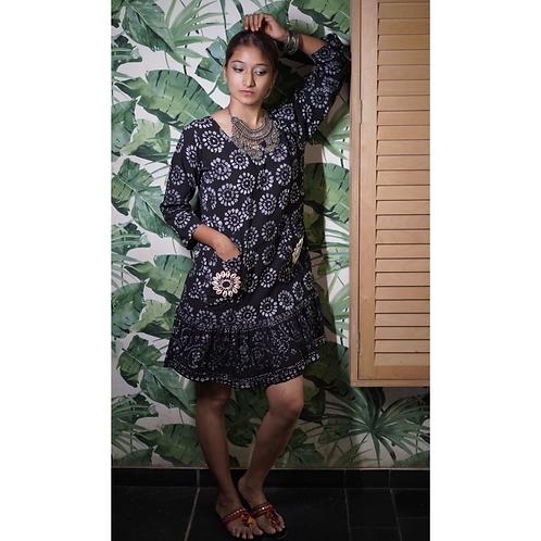 Apaara Batik Summer Dress
