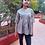 Thumbnail: Aishani Block printed Angrakha Top