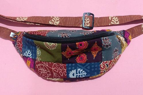 Upcycled belt bag