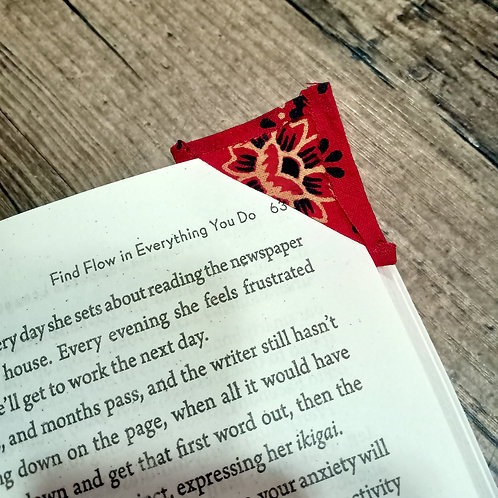 Handmade Bookmarks - Pack of 6