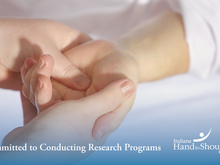 Committed to Conducting Research Programs