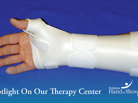 Spotlight On Our Therapy Center
