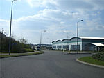 Lodge Farm Industrial Estate, hotel or accommodation nearby
