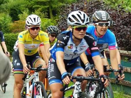 Aviva Womens Tour in Northamptonshire