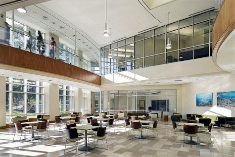 Colgate University Ho Science Commons