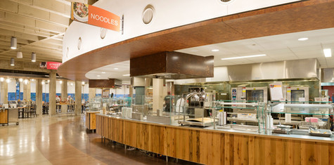 UMass Hampshire Dining Commons