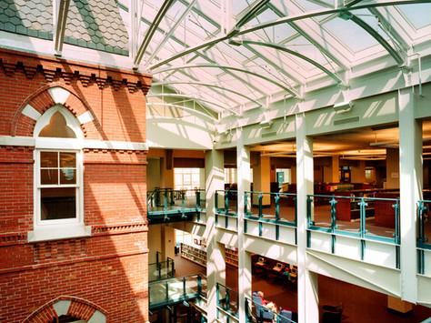 Morse Library Natick, MA
