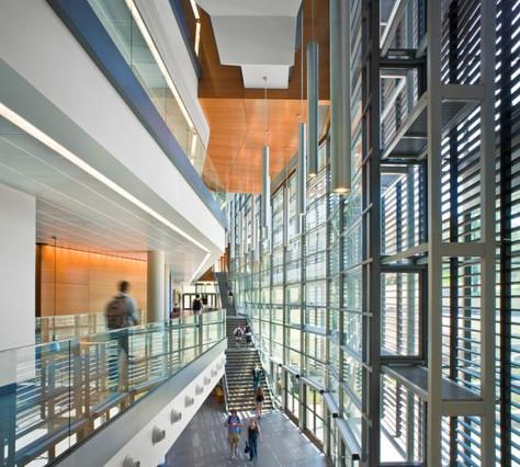 UMass Integrated Sciences Building