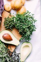 Organisches Gemüse