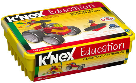 K'NEX Elementary Construction Set
