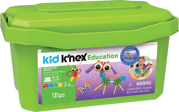 Kid K'NEX Education Group Set