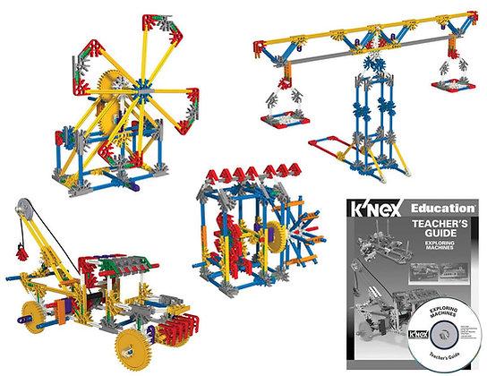 K'NEX Education® Exploring Machines Set