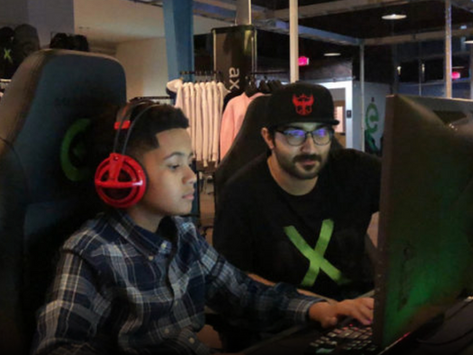 Cxmmunity founder focuses on bringing esports opportunities to minority students