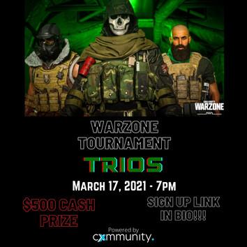 HBCUEL Warzone Wednesdays