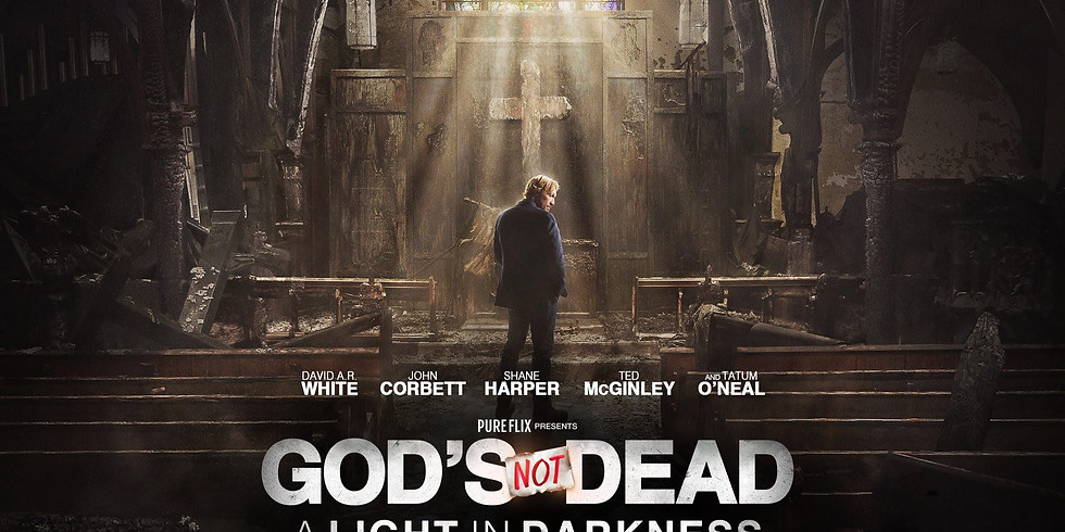 SORTIE CINE - Dieu n'est pas mort 3