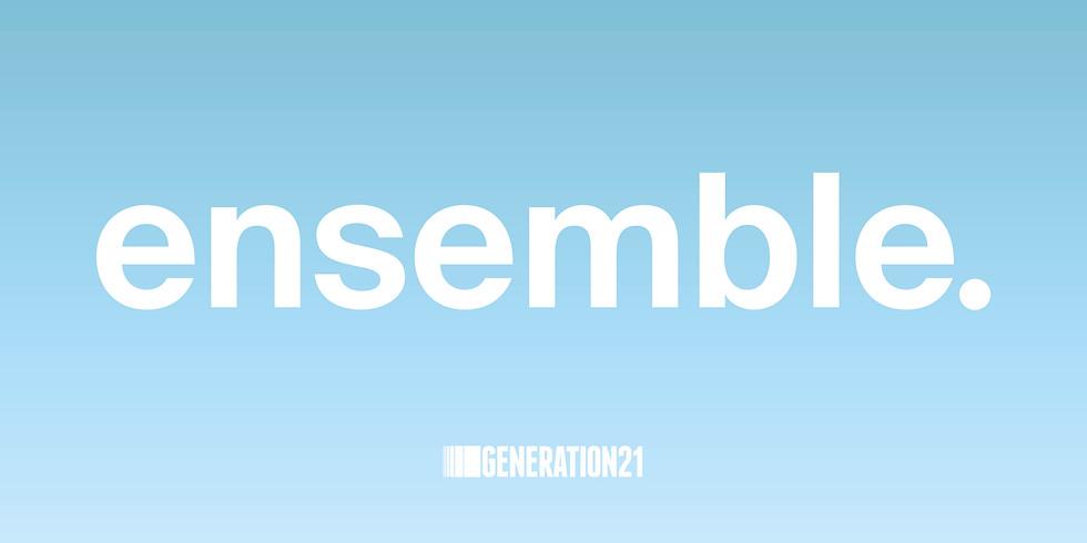 Culte en ligne - #Ensemble. >>> https://bit.ly/2V2IMV9