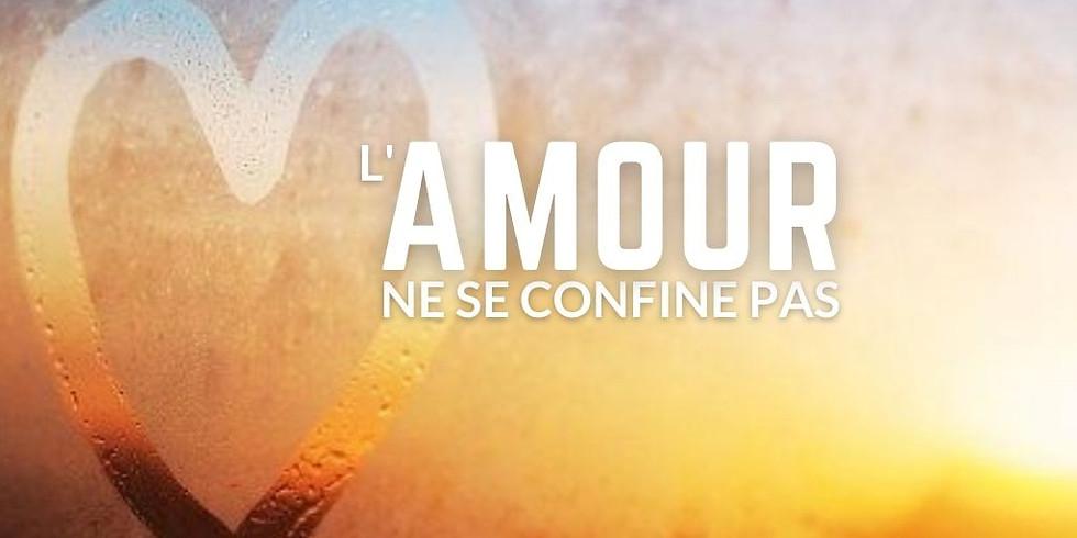 CULTE - L'AMOUR NE SE CONFINE PAS