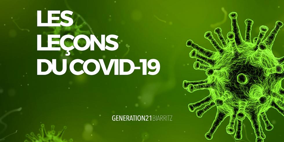 CULTE DE 9H30 - Les leçons du COVID-19 (Réservation obligatoire)
