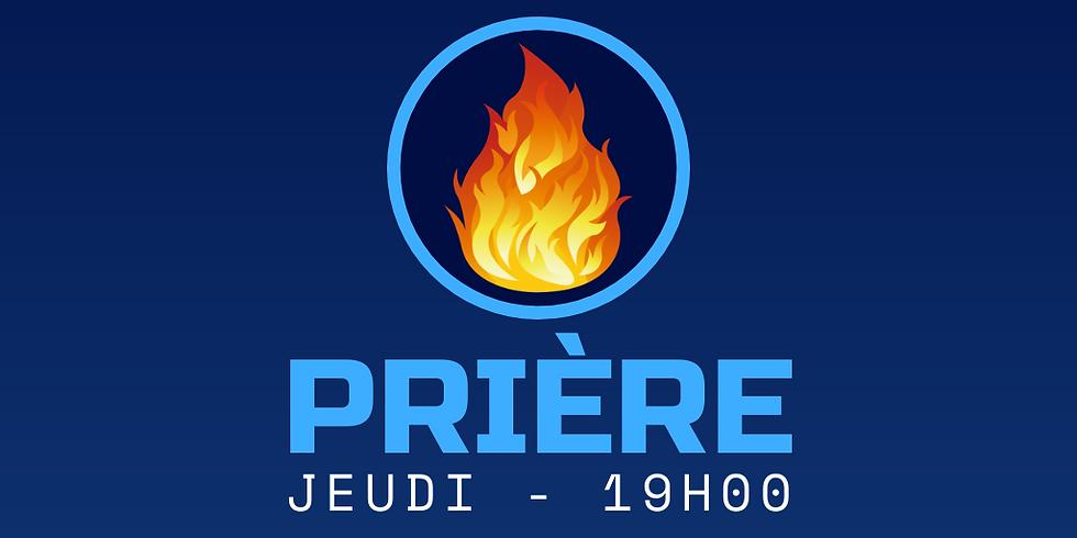 PARTAGE & PRIÈRE