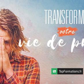 Développer votre vie de prière (Formation)