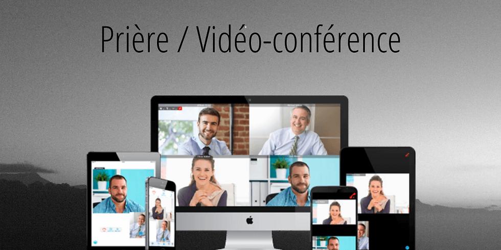 Prière et Partage / vidéo-conférence