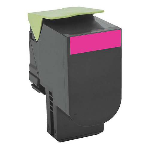 Lexmark CS417 CS517 CX417 CX517 Magenta High Yield 3.5K Toner Cartridge 71B1HM0
