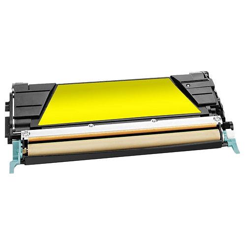 Lexmark C746 Yellow 7K Toner C746A1YG C746A2YG