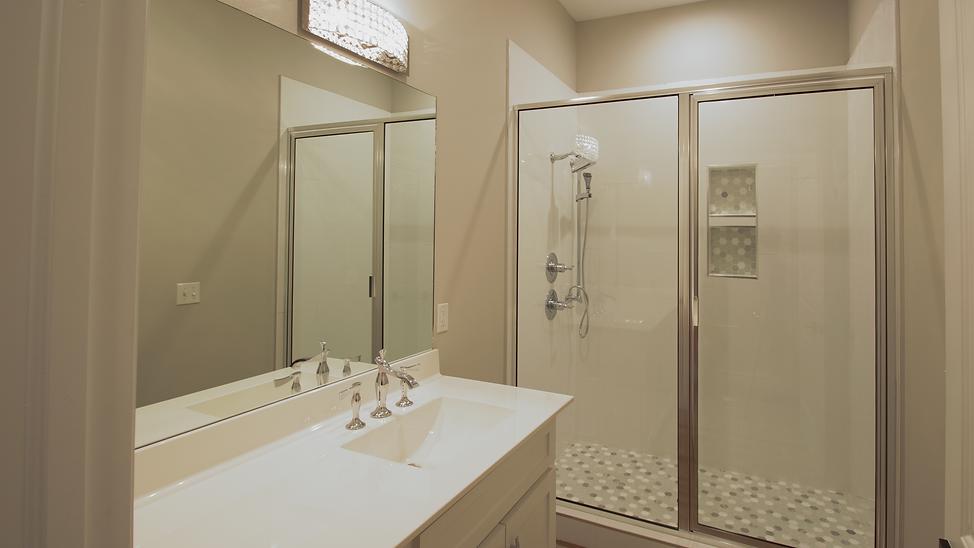 The Legacy bride room bath