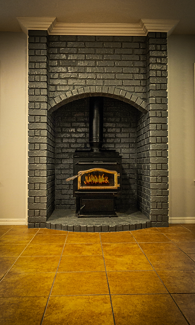 The Farmhouse Fire Place