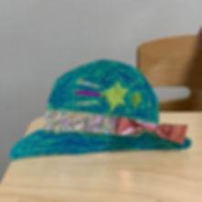 流れ星の帽子